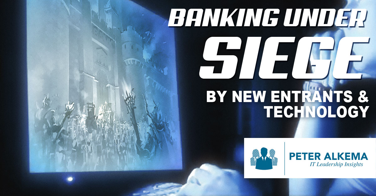 Banking under siege